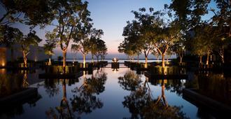 尼祖克度假及Spa酒店 - 坎昆 - 户外景观