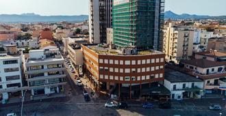 狄帕兰酒店 - 奥尔比亚 - 建筑