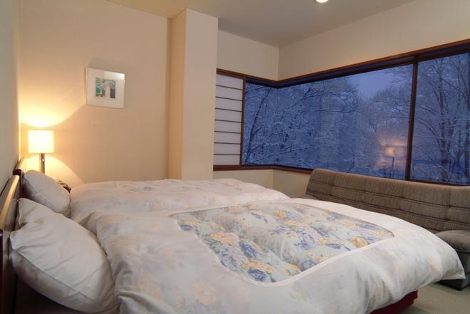雨燕高地旅舍 - 妙高 - 睡房