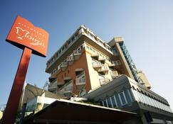 城市酒店 - 西尼加利亚 - 建筑