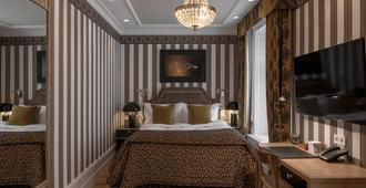 斯德哥尔摩大酒店 - 斯德哥尔摩 - 睡房