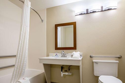北印第安纳波利斯 - 卡梅尔康福特茵酒店 - 印第安纳波利斯 - 浴室