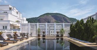 贝尔蒙德科帕卡巴纳皇宫酒店 - 里约热内卢 - 建筑