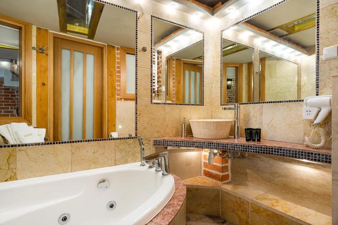 旧市旅馆公寓 - 克拉科夫 - 浴室