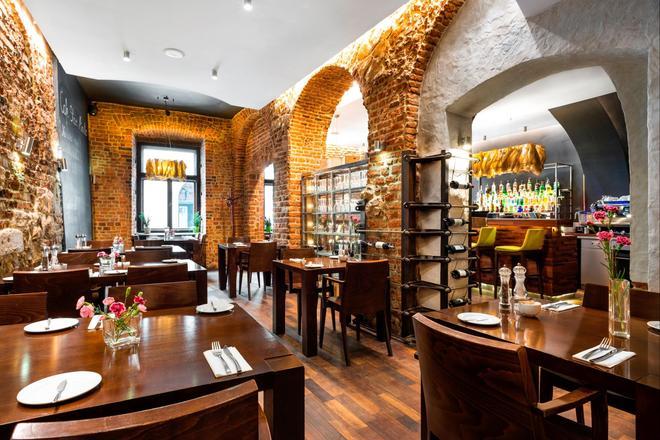 旧市旅馆公寓 - 克拉科夫 - 酒吧