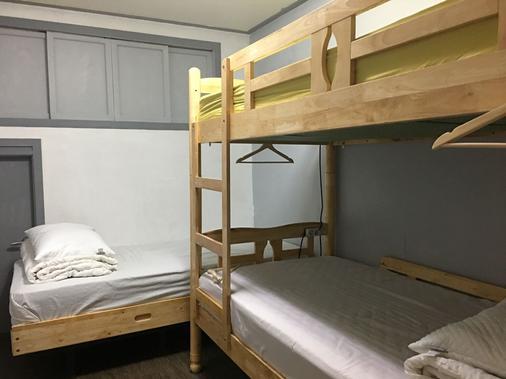 庆州莫莫金宾馆 - 庆州 - 睡房