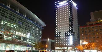 东横inn釜山站1号店 - 釜山 - 建筑