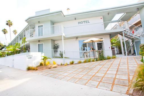 贝赛酒店 - 圣莫尼卡 - 建筑