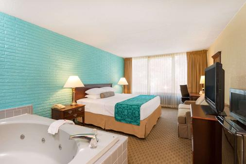 威廉姆斯堡豪生酒店 - 威廉斯堡 - 睡房
