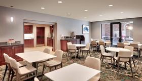 爱达荷瀑布万豪费尔菲尔德酒店 - 爱达荷福尔斯 - 餐馆