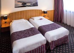 圣米歇尔山城堡美居酒店 - 圣米歇尔山 - 睡房