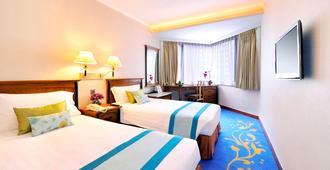 君怡酒店 - 香港 - 睡房
