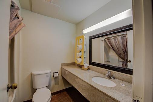 圣安东尼奥医学中心南6号汽车旅馆 - 圣安东尼奥 - 浴室