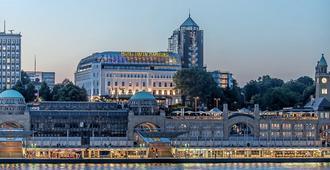 汉堡港酒店 - 汉堡 - 建筑