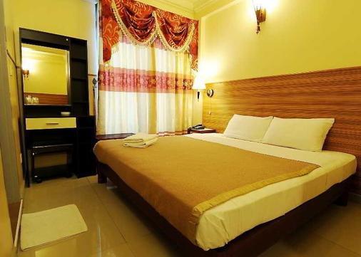 Luckyhiya Hotel - 马列 - 睡房