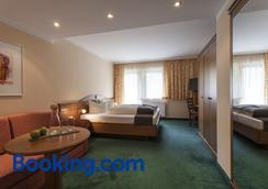 纳特尔昂吉尔艾姆酒店 - 仅供成人入住 - 皮茨河谷圣莱昂哈德 - 睡房