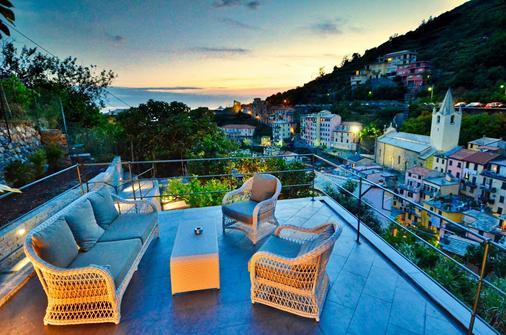 新款泰尔住宅酒店 - 里奥马哲雷 - 阳台
