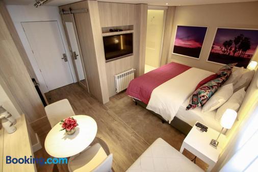 赛尔卡诺酒店 - 格拉玛多 - 睡房