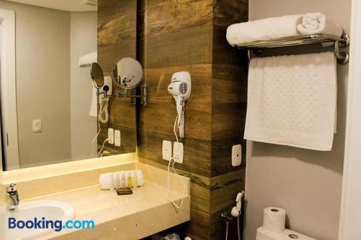 赛尔卡诺酒店 - 格拉玛多 - 浴室