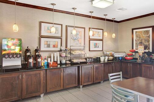 华美达休斯敦洲际机场南酒店 - 休斯顿 - 自助餐