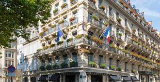 美憬阁巴黎巴尔的摩酒店 - 巴黎 - 建筑