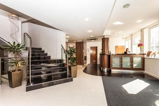 伦敦大使酒店 - 伦敦 - 柜台