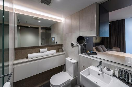 曼特拉里奇蒙特酒店 - 布里斯班 - 浴室