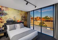 曼特拉里奇蒙特酒店 - 布里斯班 - 睡房
