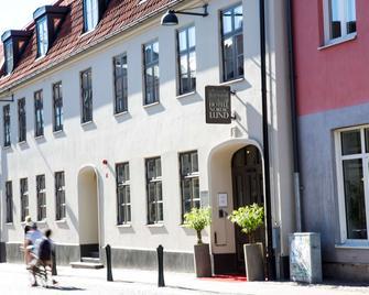 伦德日耳曼贝斯特韦斯特优质酒店 - 隆德 - 建筑
