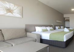 甘加林阿伯德酒店 - 堪培拉 - 睡房