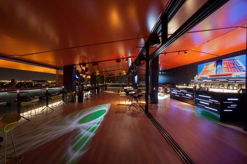 希尔肯门美洲酒店 - 马德里 - 酒吧