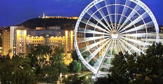 布达佩斯科维努斯凯宾斯基酒店 - 布达佩斯