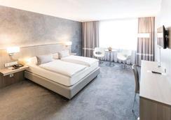 慕尼黑雷莱克萨酒店 - 慕尼黑 - 睡房