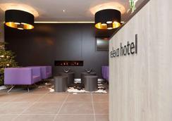 慕尼黑雷莱克萨酒店 - 慕尼黑 - 休息厅