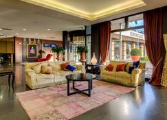 会展中心贝斯特韦斯特优质酒店 - 维罗纳自由镇 - 大厅