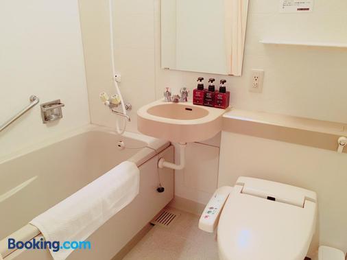 大分富豪酒店 - 大分 - 浴室