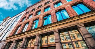 香克利飯店 - 利物浦 - 建筑