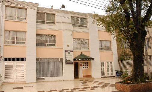 卡威亚酒店 - Bogotá - 建筑