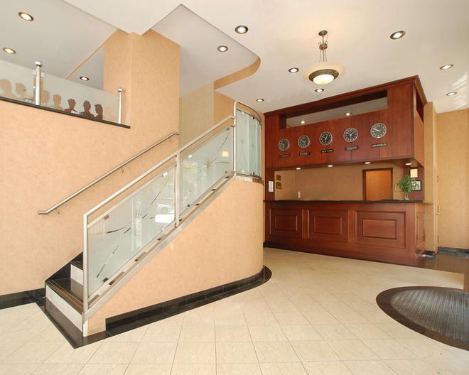 长岛城凯富酒店 - 皇后区 - 大厅