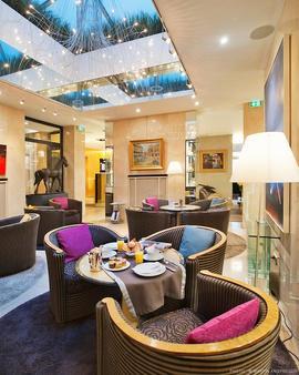 加蓬酒店 - 巴黎 - 餐馆