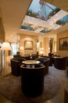 加蓬酒店 - 巴黎 - 酒吧