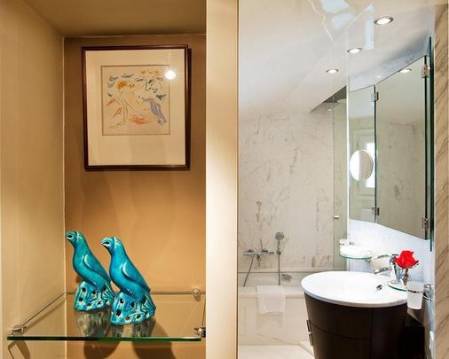 加蓬酒店 - 巴黎 - 浴室