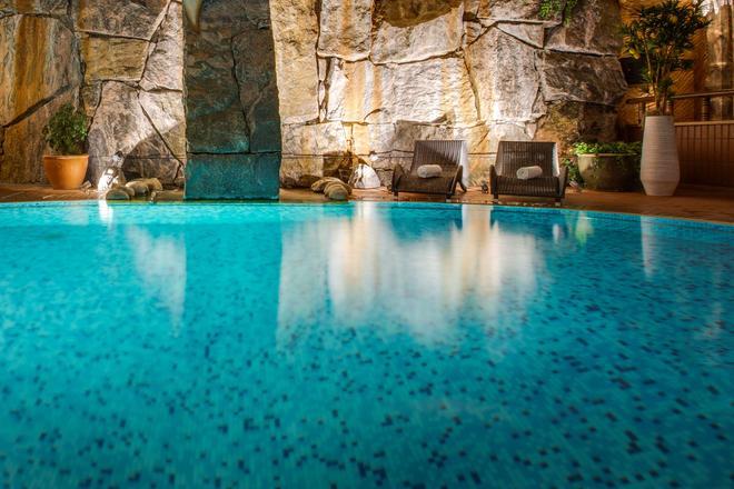 丽笙蓝光酒店-斯德哥尔摩皇家维京 - 斯德哥尔摩 - 游泳池