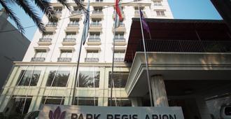克芒阿里昂雷吉斯公园酒店 - 南雅加达 - 建筑
