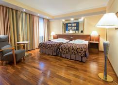 斯堪迪克博涵霍维旅馆 - 罗瓦涅米 - 睡房
