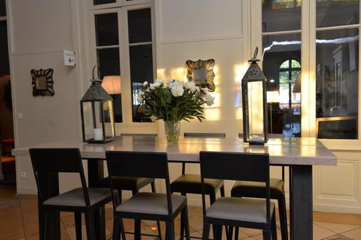 欧洲英格兰德贝斯特韦斯特plus酒店 - 马孔 - 酒吧