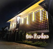 竹绿色住宅酒店