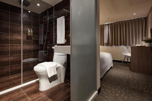 丰居旅店双连馆 - 台北 - 浴室