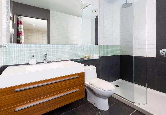 赛皮雅酒店 - 魁北克市 - 浴室