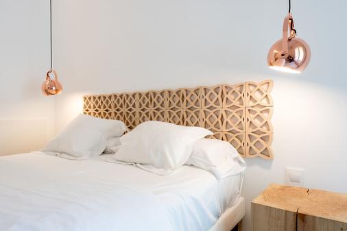 布鲁克和布鲁克旅馆 - 巴塞罗那 - 睡房